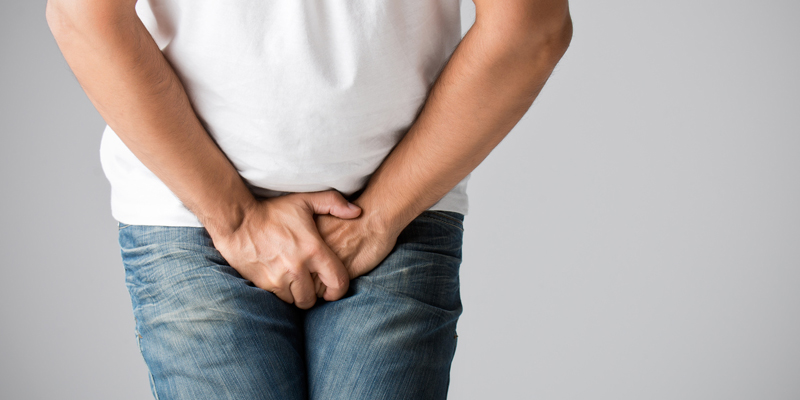 male pelvic pain